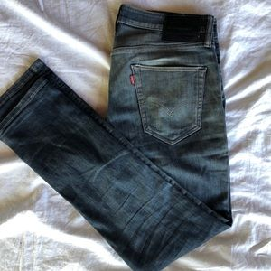 Levi's Skateboarding 511 Slim Fit Men's Jeans